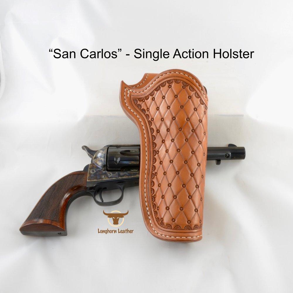 San Carlos - Single Action Holster