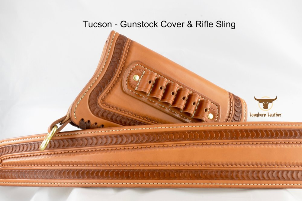 Tucson - Gunstock Cover & Rifle Sling