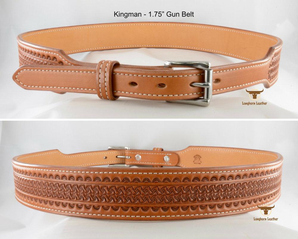 1.75%22 Gun Belt featuring the %22Kingman%22 design.jpg