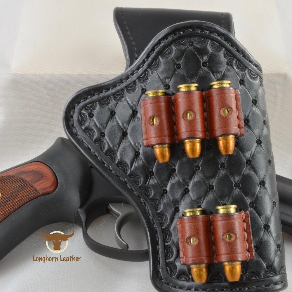 Longhorn Leather AZ - Ruger GP100 holster featuring the %22Abilene%22 design 17.jpg