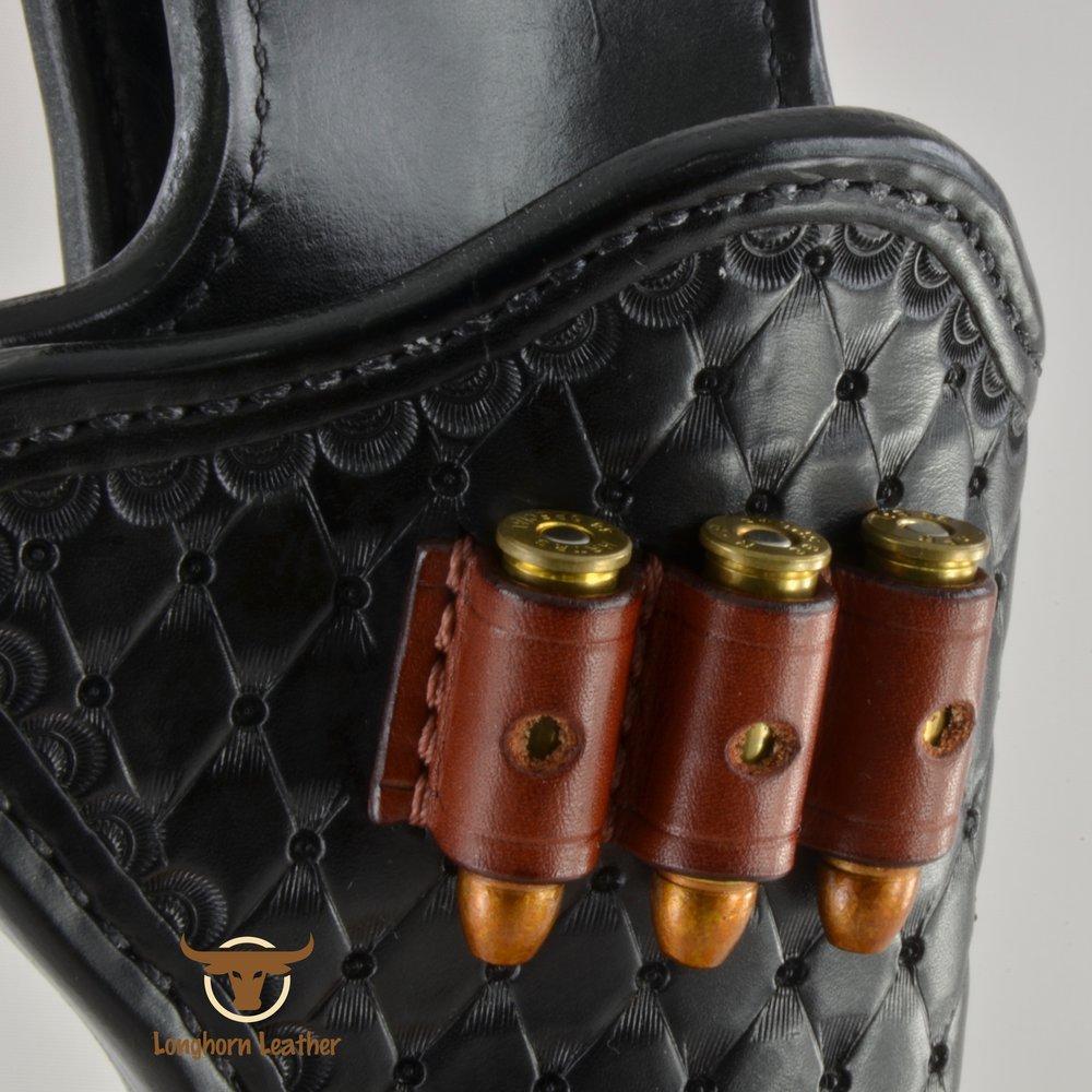 Longhorn Leather AZ - Ruger GP100 holster featuring the %22Abilene%22 design 14.jpg