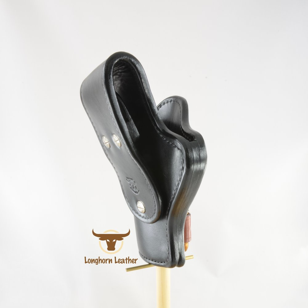 Longhorn Leather AZ - Ruger GP100 holster featuring the %22Abilene%22 design 11.jpg