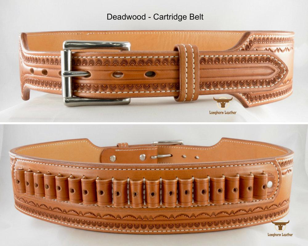 2.75%22 Cartridge Belt featuring the %22Deadwood%22 design- Longhorn Leather AZ.jpg