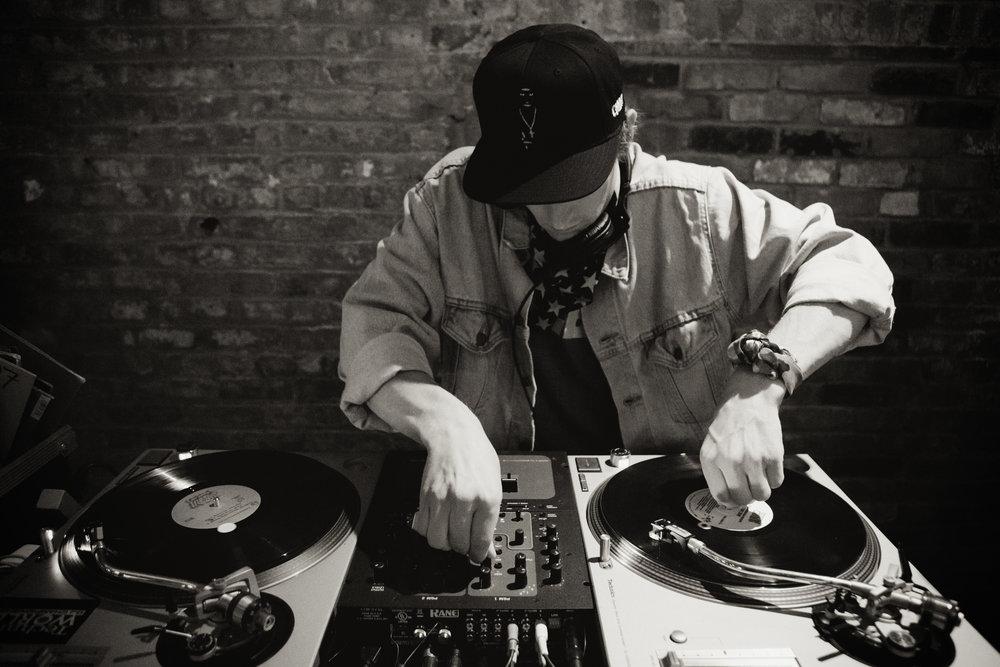 DJ FLO on vinyl.JPG