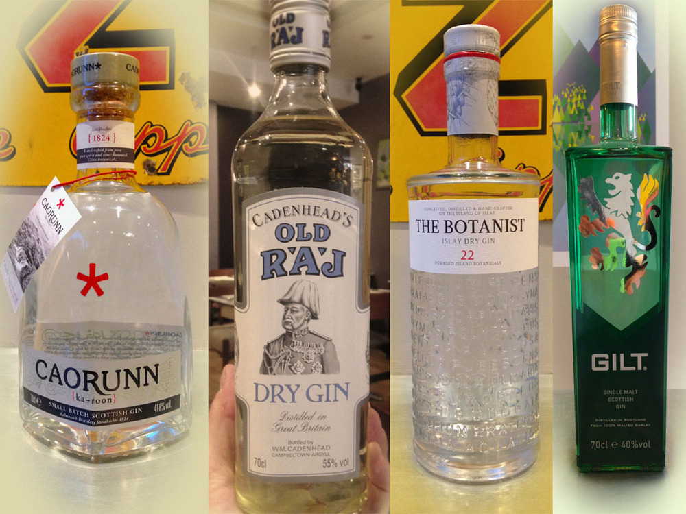 SCOTTISH GINS RULE