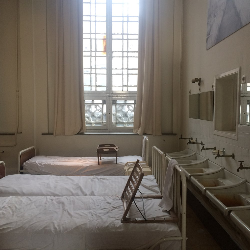 - Reconstruction of psychiatric ward