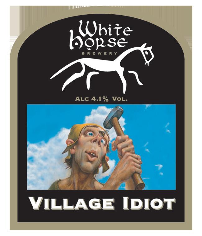 White Horse Village idiot.png