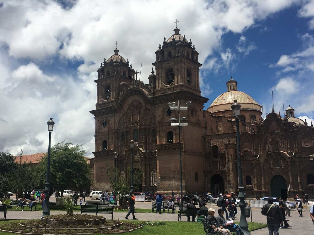 Copy of Historic Cusco
