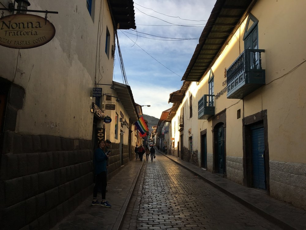 Copy of Cusco Historic District
