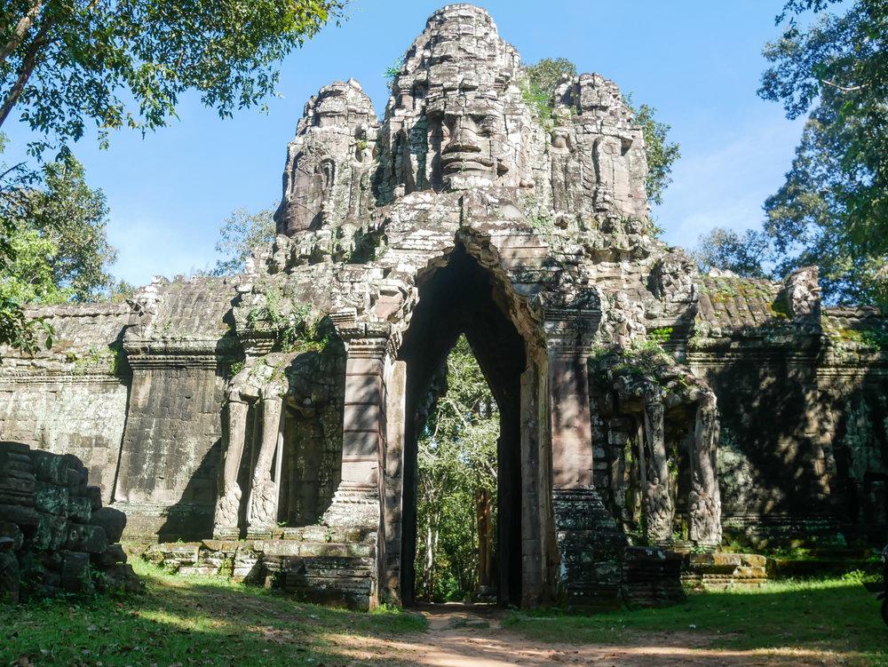 Angkor Wat - unbounded adventures