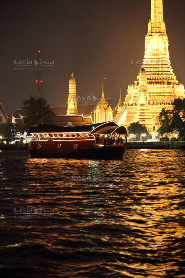 Grand Palace - All Lit Up