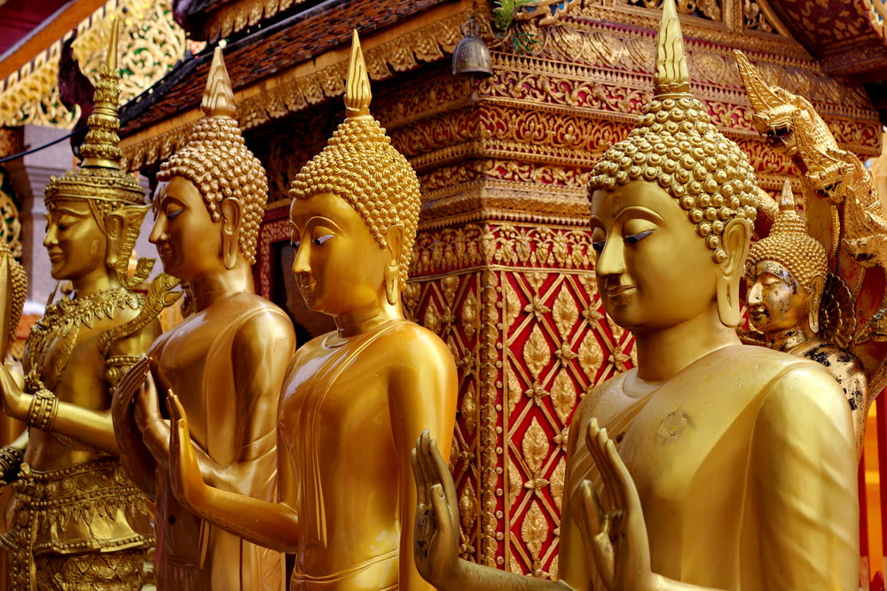 Chiang Mai - Doi Suthep Temple
