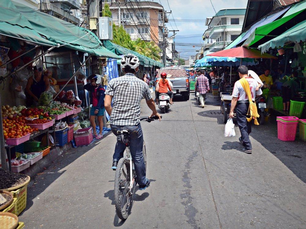 Chiang Mai Bike Tour