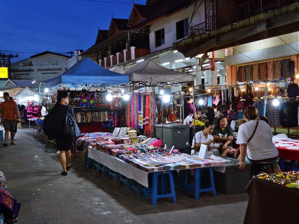 Chiang Rai - Evening Highlights