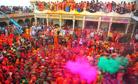 Holi Festival - Thursday, 21st March 2019