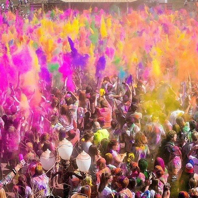 Come to Holi fest in India with us! March 9th, 2019! This is just one of the amazing experiences we have on this trip! Check out our itinerary! http://unboundedadventures.com/india/ #unboundedadventures #incredibleindia #indiaunbound #india #loveindia #travel #adventure #wanderlust #loves_india #visitindia #tourismindia #wanderindia #indiatourism #wander