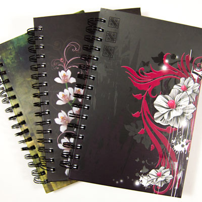 Planner 101: These coil-bound notebooks are $4.98 at Barnes & Noble.