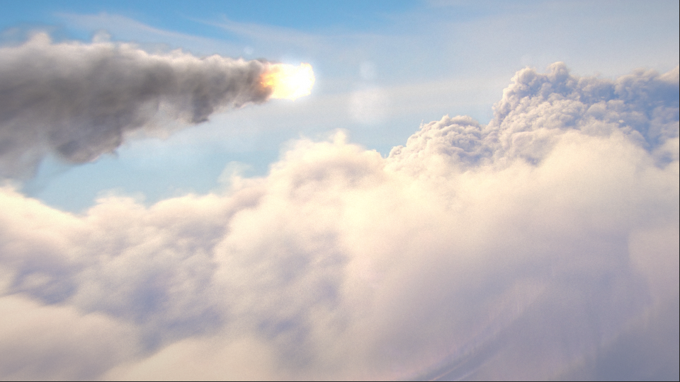Meteor & Cloud Project   Responsible for all aspects. This was for the Demoreel class with  Wayne Hollingsworth .   Click here for a detailed breakdown