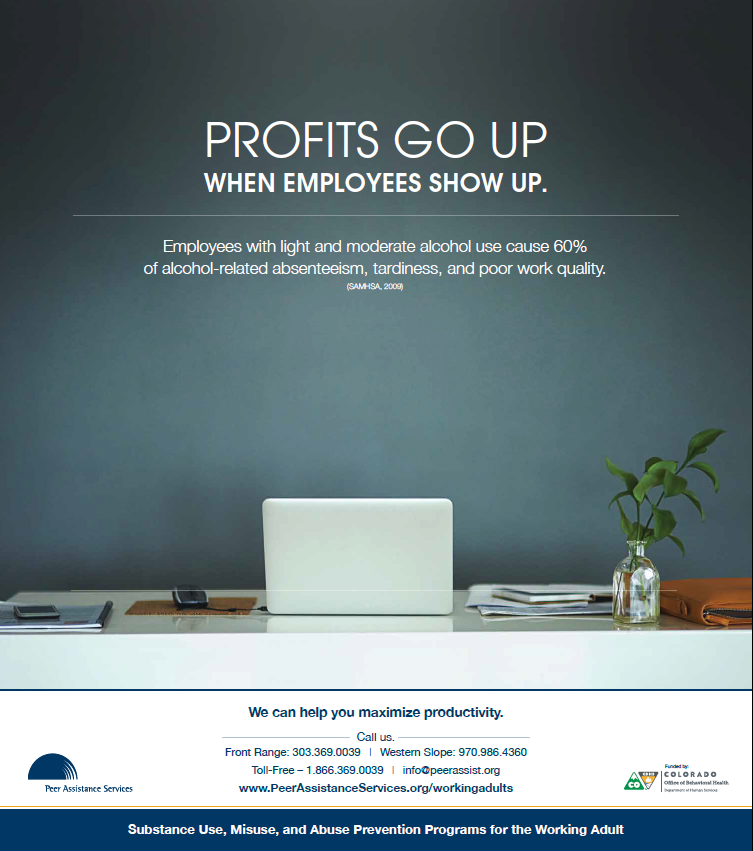 Profits Go Up poster