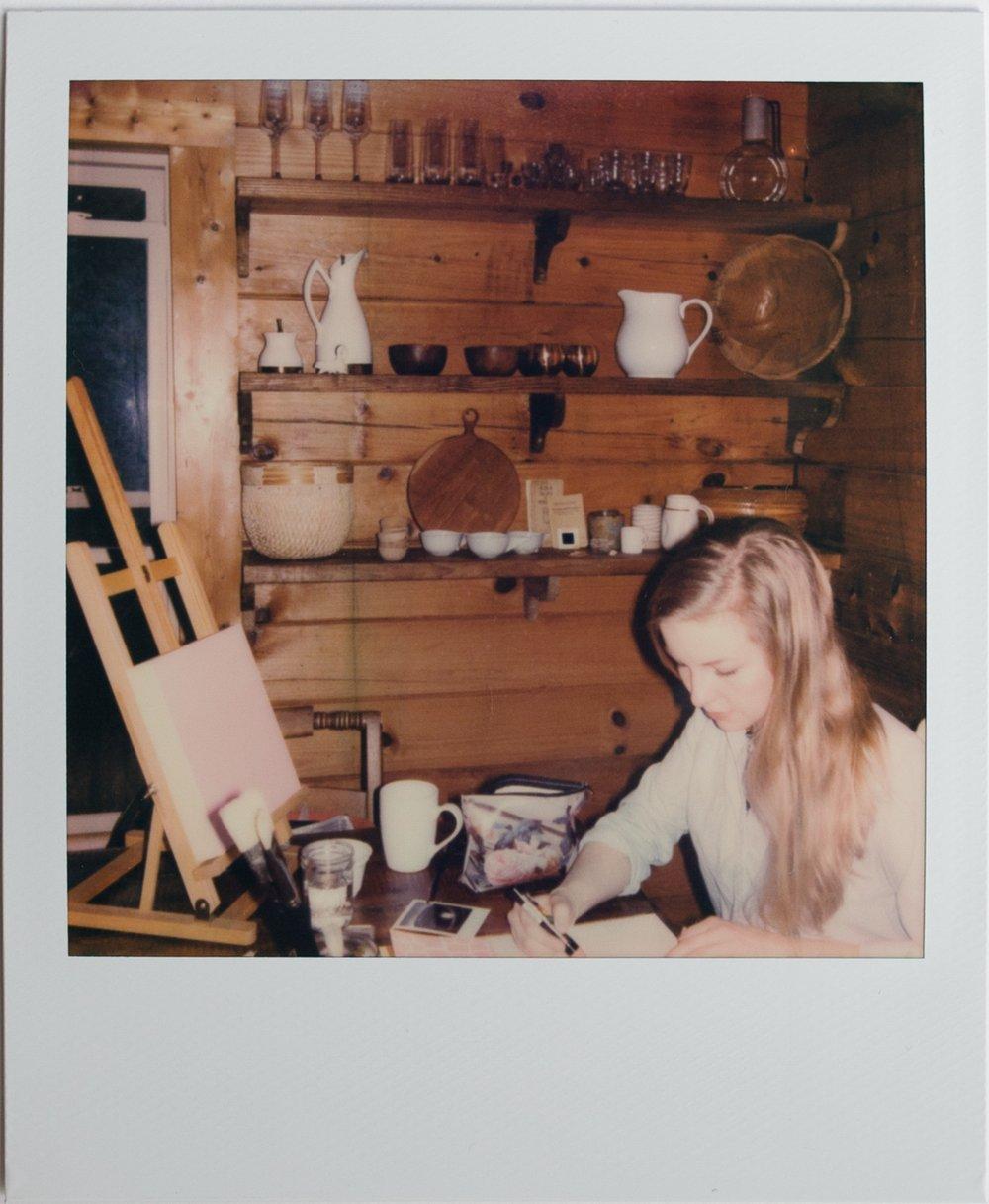 Juliet Furst_Polaroid_Emma Frances Logan