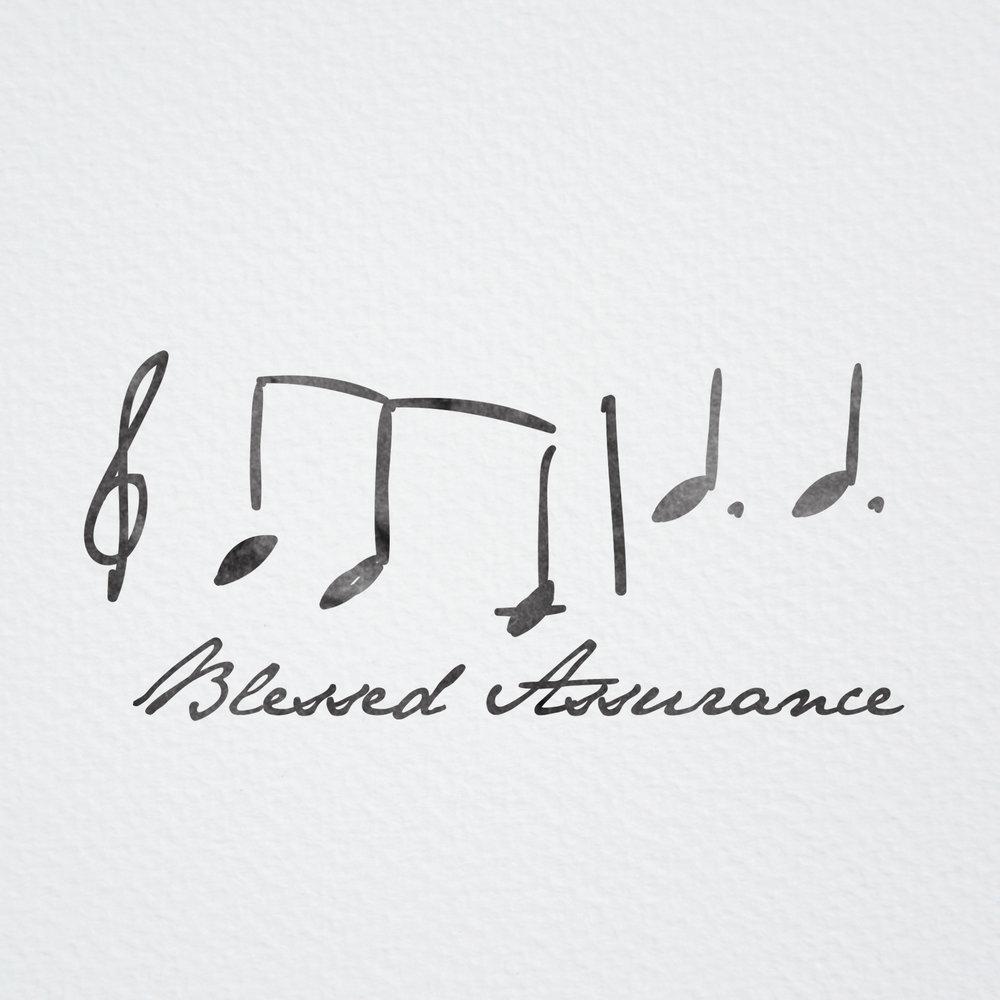 Blessed Assurance - Square.jpg
