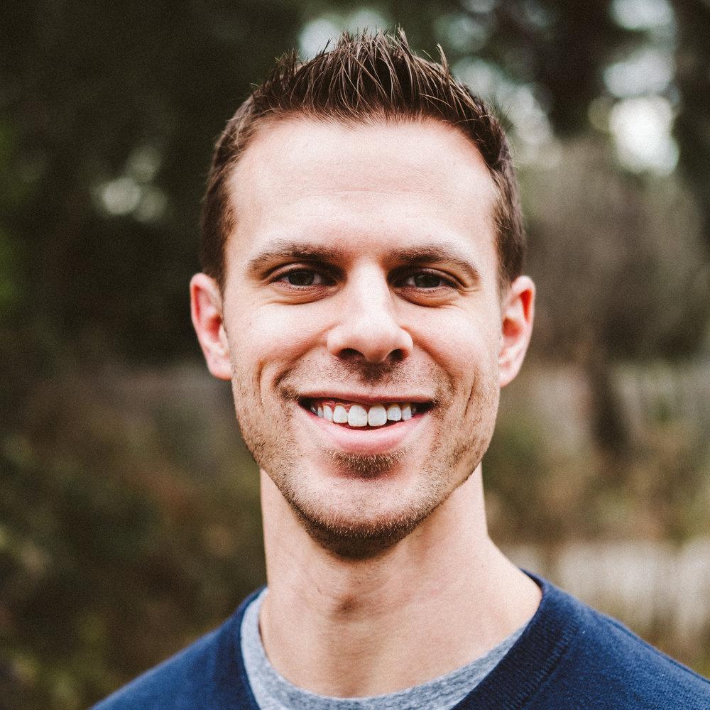 Taylor Burgess - Lead Pastor