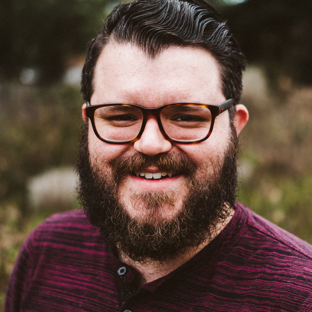 Greyson Johnston - Worship Pastor