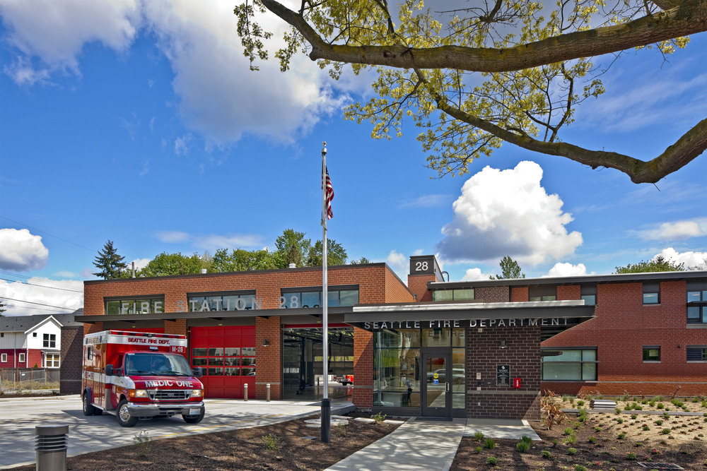Fire Station 28