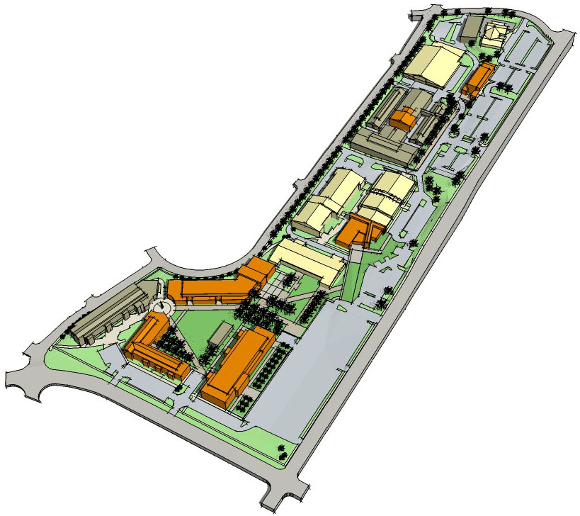 RTC Campus Master Plan