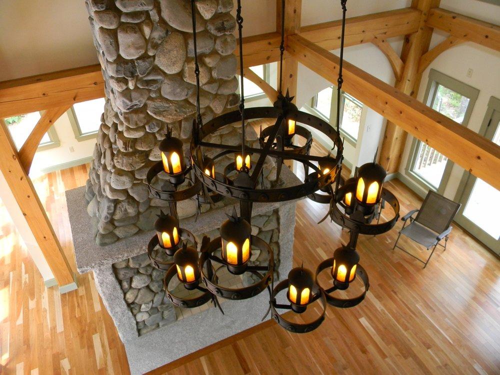 timber framing -