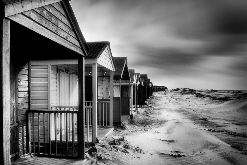 Mono beach huts