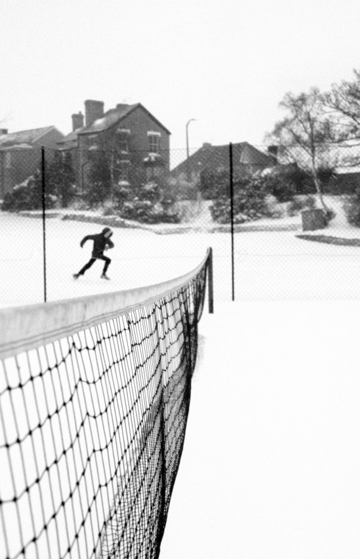 Tennis run