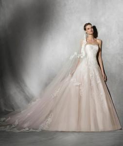 TOSHA_B pink dress