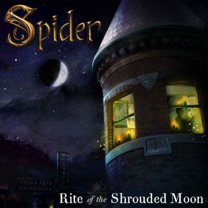 SPIDER: RITE OF THE SHROUDED MOON Music Composition for Game Soundtracks  (Day and Night)