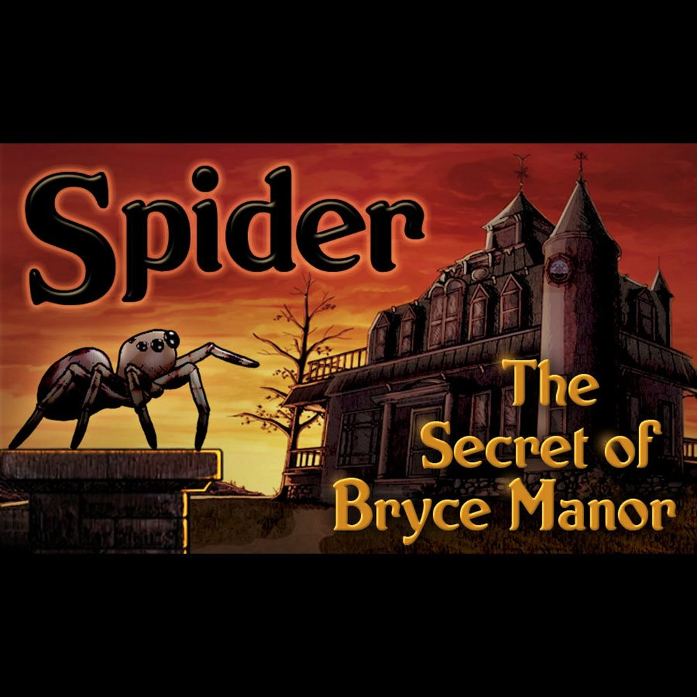 SPIDER: THE SECRET OF BRYCE MANOR Music Composition for Game Soundtrack