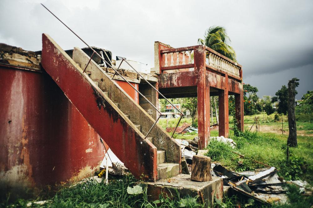 Grandma's House, PR 2018 - Taliesin Gilkes-Bower