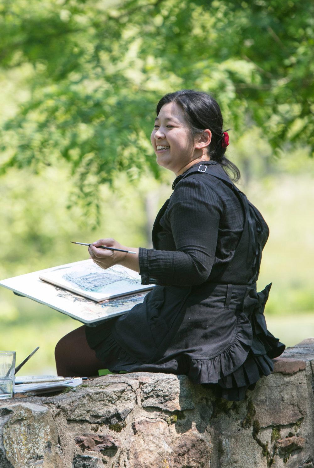 Vinni Cheng -Programming Coordinator
