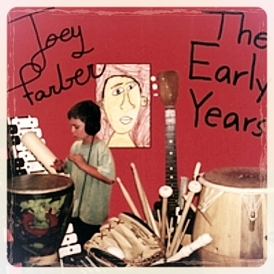 Liz's son Joey Farber's first album, The Early Years., released in 2006 when he was 7 years old.