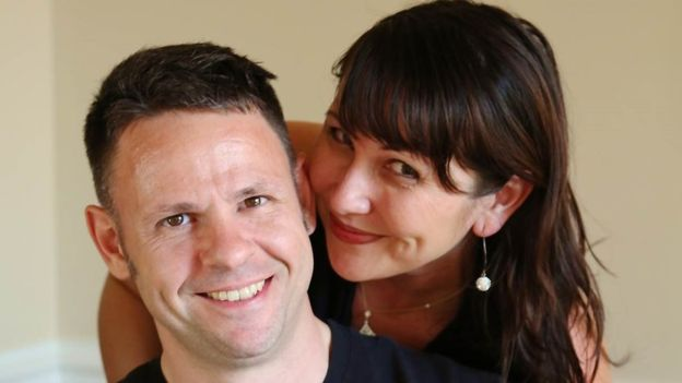 Cathal Armstrong works alongside his wife Meshelle who is a restaurant manager