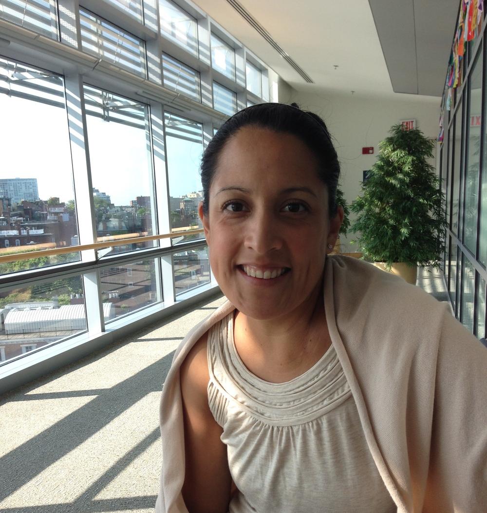 Carolina at MGH 7/2014