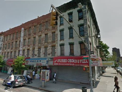 1985-1991 3RD AVE, NY    $16,750,000 (PACKAGE)    2 four-story walk-apartment buildings with apartments and stores