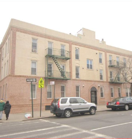 5330 SKILLMAN AVENUE    $2,450,000    3 story brick walk-up apartment building