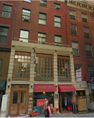 111-113 EAST 12TH STREET    $20,000,000    One 6 story elevator apartment building and a 5 story walk-up apartment building