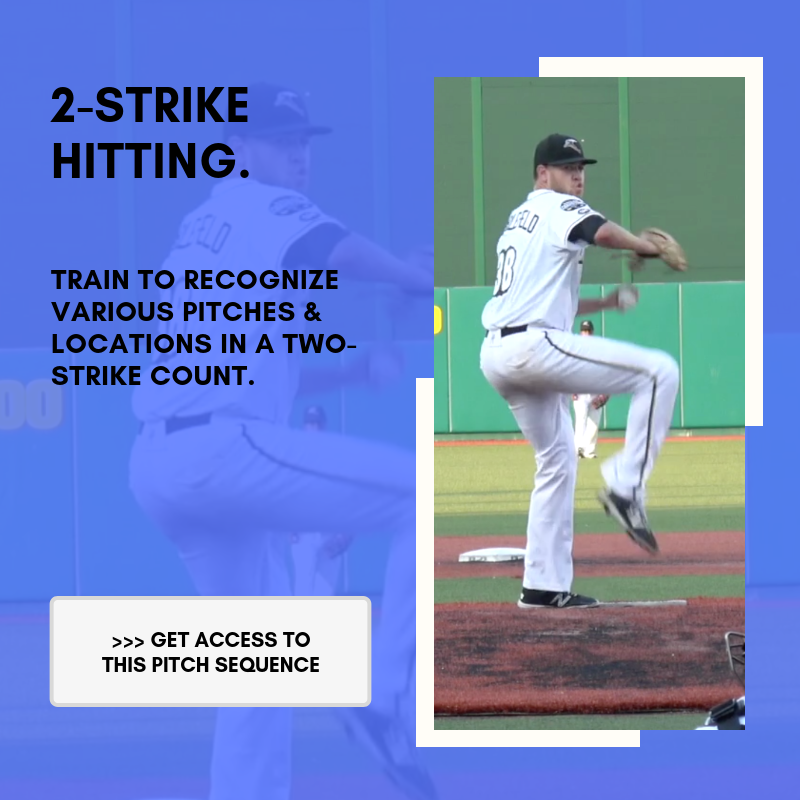 "Copy of They don't need to (and should not) mentally ""grind"" to recognize pitches. Coaches can provide clues (skinny wrist for curveball) or strategies (shift focus from pitcher's cap to release window), but the work (2).png"