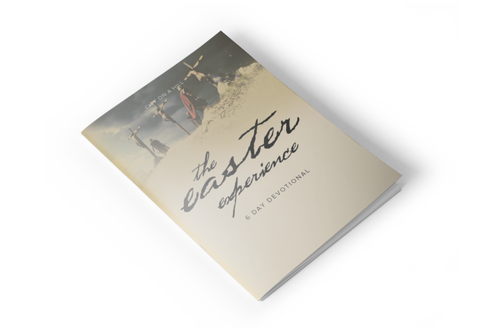 FREE DOWNLOAD of the Easter Experience 6-Day Devotional