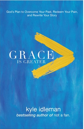 No sin is so great, no bitterness so deep that God's grace cannot transform the heart and rewrite the story.