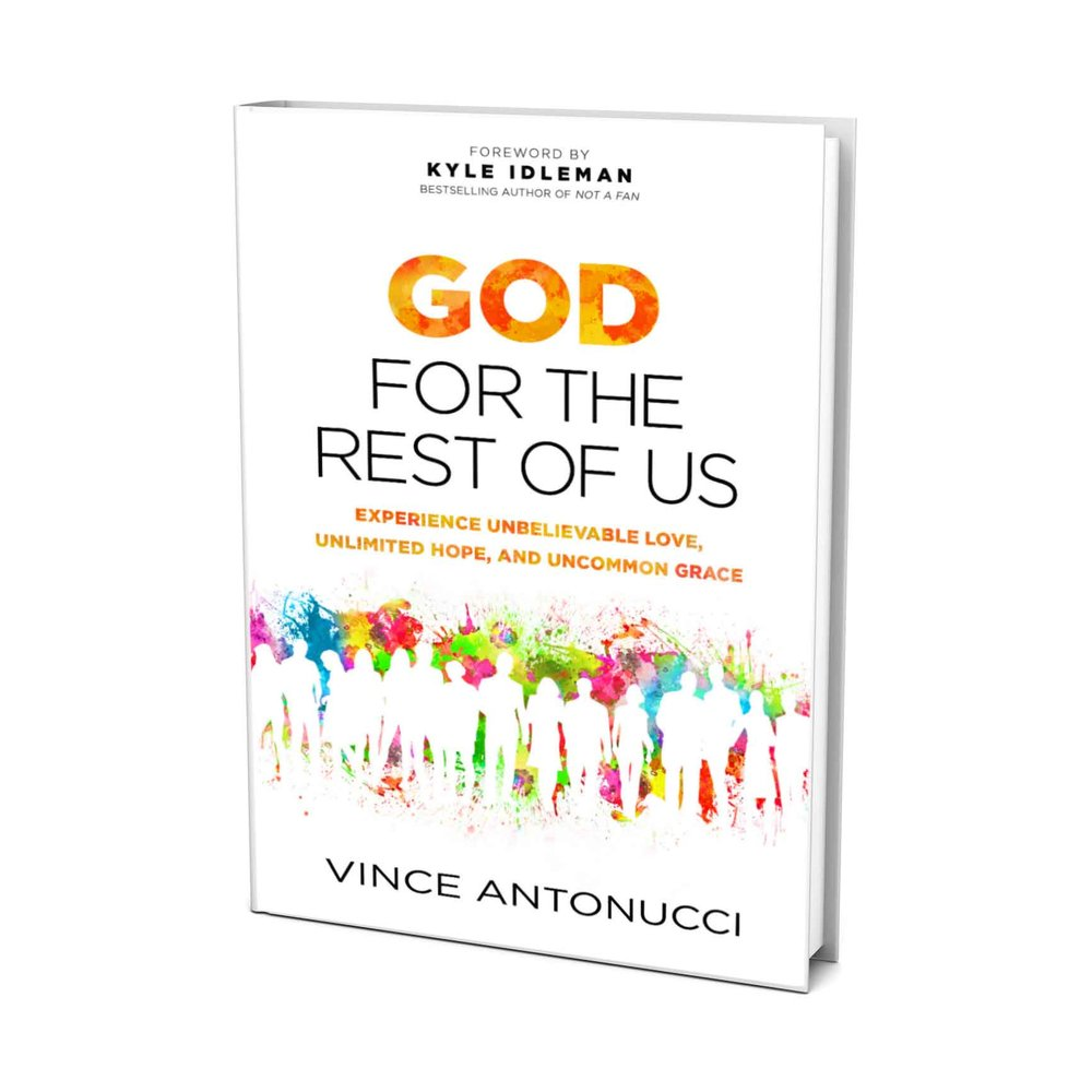 God For The Rest of Us Book
