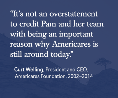 curt welling, ceo americares