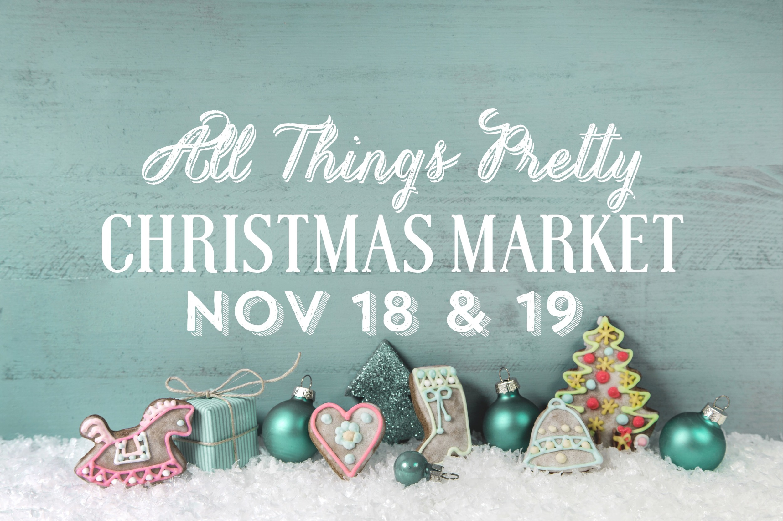 Upcoming Events — All Things Pretty Market