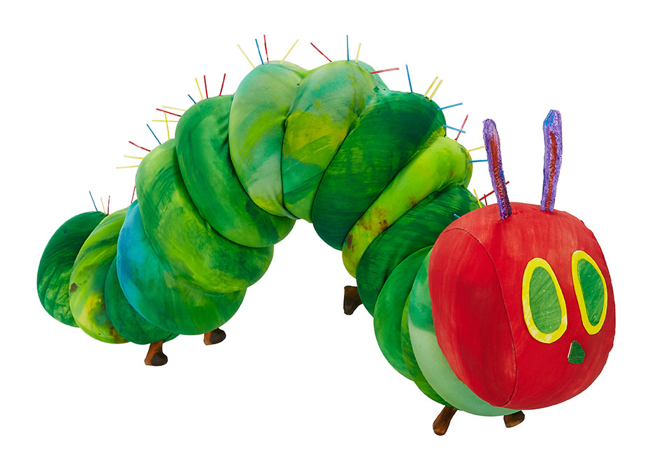 The Very Hungry Caterpillar Show: Rockefeller Productions